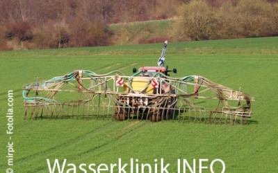EU reicht Nitrat-Klage gegen Deutschland ein