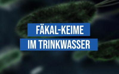 Villingen-Schwenningen: Fäkal-Keime im Trinkwasser